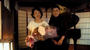 2010年の熊倉千佳さんのコンサート